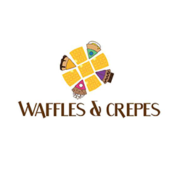 Waffles and Crepes : Sector 37, Sector 37, Noida logo