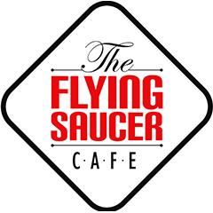 The Flying Saucer Cafe : Sec 29, Sec29, Gurgaon logo