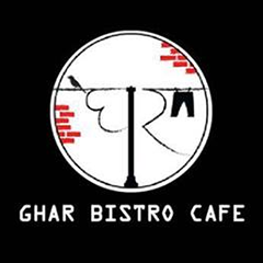 Ghar Bistro Cafe : Rajouri Garden, Rajouri Garden,New Delhi logo