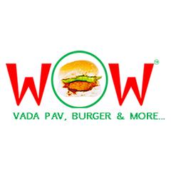 WoW - Vada Pav & More : Sushant Lok, Sushant Lok,Gurgaon logo