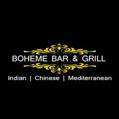 Boheme Bar & Grill :Saket, Saket, New Delhi logo