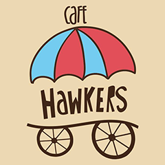 Cafe Hawkers : Connaught Place (CP), Connaught Place (CP), New Delhi logo