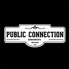 Public Connection Cafe : Connaught Place (CP), Connaught Place (CP),New Delhi logo