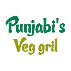 Punjabi's Veg Grill : Subhash Nagar, Subhash Nagar,New Delhi logo