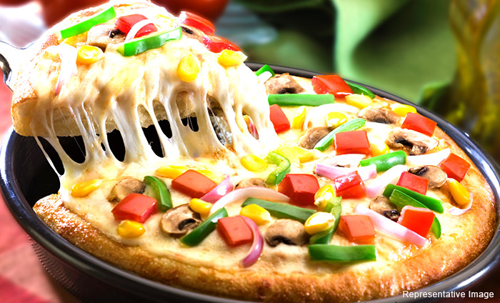 A Pizza Hub : Saket, Saket,New Delhi cover pic