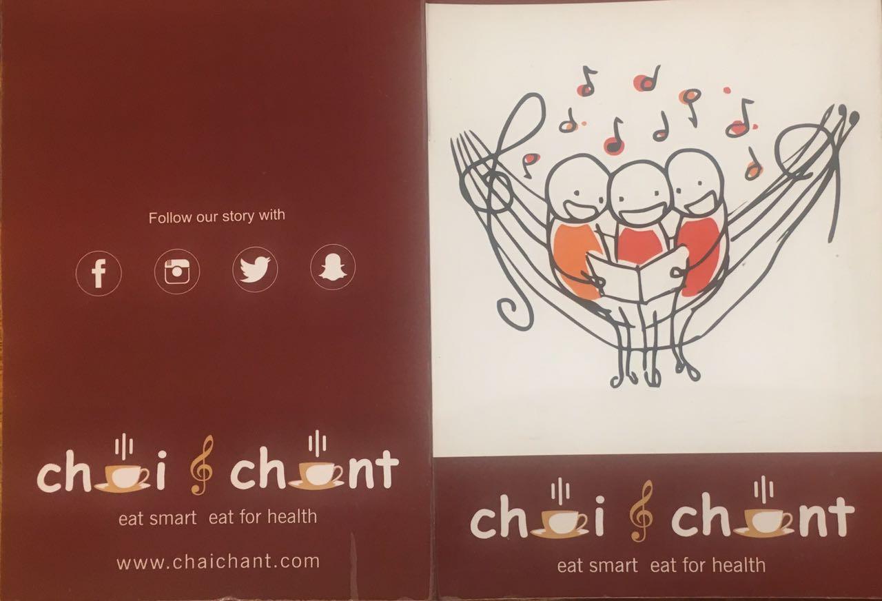 Chai & Chant : Saket, Saket,New Delhi logo