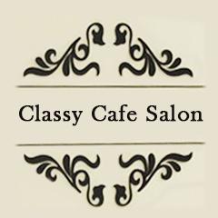 Classy Cafe Salon : Hauz Khas Village, Hauz Khas Village,New Delhi logo
