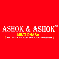 Ashok & Ashok Meat Dhaba : Connaught Place (CP), Connaught Place (CP),New Delhi logo