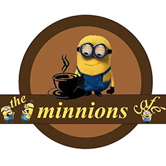 The Minnions Cafe : Laxmi Nagar, Laxmi Nagar,New Delhi logo