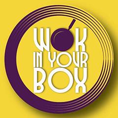 Wok  in Your Box : Sector 41, Sector 41, faridabad logo