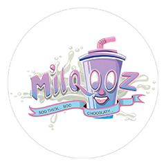 Milqooz Cafe : Vijay Nagar, Vijay Nagar,New Delhi logo