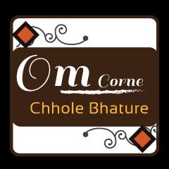 Om Corner Chhole Bhature : Karol Bagh, Karol Bagh,New Delhi logo