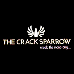 The Crack Sparrow : East Patel Nagar, East Patel Nagar,New Delhi logo