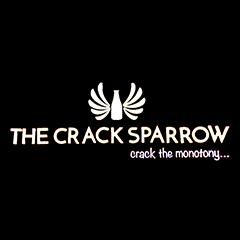 The Crack Sparrow : East Patel Nagar, East Patel Nagar,New Delhi logo