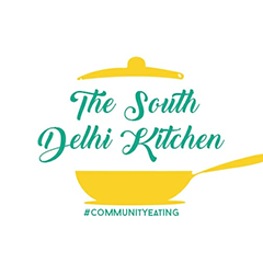 The South Delhi Kitchen : Shahpur Jat, Shahpur Jat, New Delhi logo