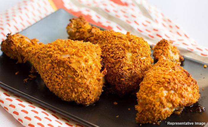Crispy Crunchy Chicken:GTB Nagar, GTB Nagar, New Delhi cover pic