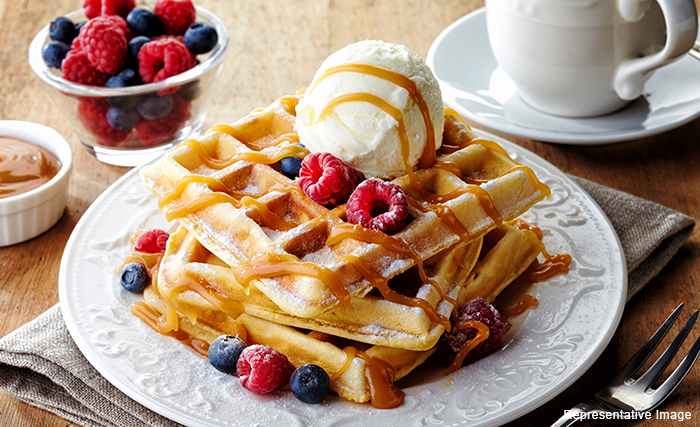Waffles and Crepes : Satyaniketan, Satyaniketan,New Delhi cover pic