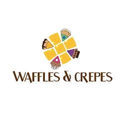 Waffles and Crepes : Satyaniketan, Satyaniketan,New Delhi logo