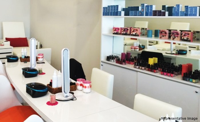 Silverberry Nail Spa : Greater Kailash (GK) 1, Greater Kailash (GK) 1,New Delhi cover pic
