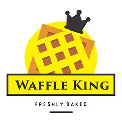 Waffle King : Pitampura, Pitampura,New Delhi logo