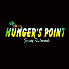 Hunger's Point Restaurant : Uttam Nagar, Uttam Nagar,New Delhi logo