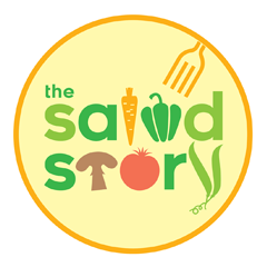 The Salad Story : Greater Kailash (GK) 1, Greater Kailash (GK) 1,New Delhi logo