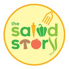 The Salad Story : Greater Kailash (GK) 1, Greater Kailash (GK) 1,New Delhi logo