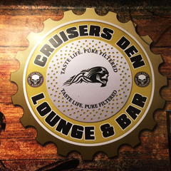 Cruiser Den Cafe And Lounge : GTB Nagar, GTB Nagar,New Delhi logo