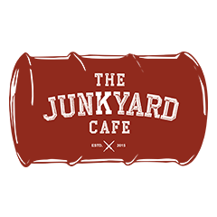 The Junkyard Cafe : Rajouri Garden, Rajouri Garden,New Delhi logo