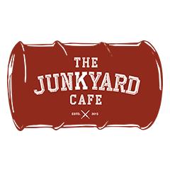 The Junkyard Cafe : Rajouri Garden, Rajouri Garden,New Delhi logo