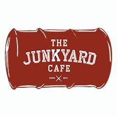 The Junkyard Cafe : Saket, Saket,New Delhi logo