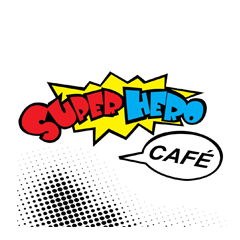 Super Hero Cafe : GTB Nagar, GTB Nagar,New Delhi logo