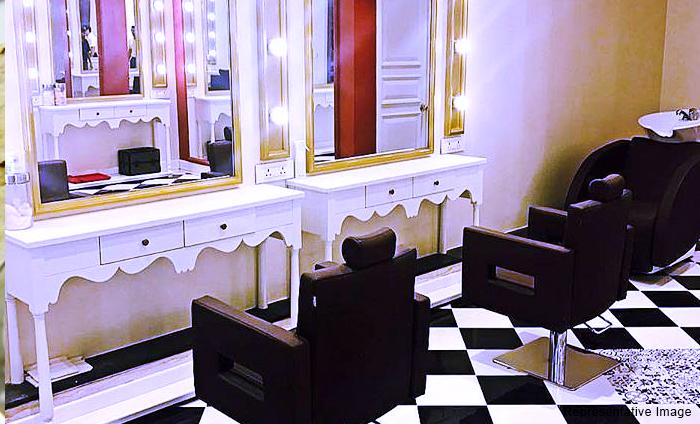 Studio One Unisex Salon : Vaishali, Vaishali,Ghaziabad cover pic