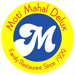 Moti Mahal Delux : Jail Road, Jail Road,New Delhi logo