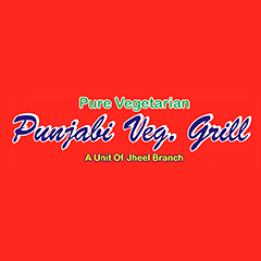 Punjabis Veg Grill Jheel Wale : Geeta Colony, Geeta Colony,New Delhi logo
