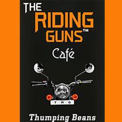 The Riding Guns Cafe : Preet Vihar, Preet Vihar, New Delhi logo
