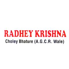 Radhey Krishna Cholay Bhature : Karkardooma, Karkardooma,New Delhi logo