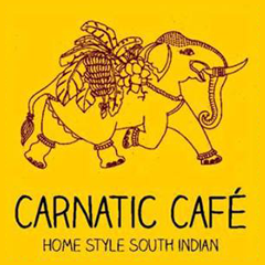 Carnatic Cafe : Greater Kailash (GK) 2, Greater Kailash (GK) 2,New Delhi logo