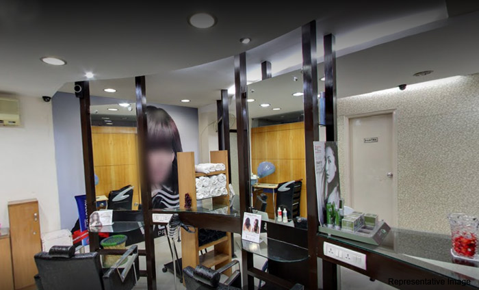 Tangles Salon : Gurgaon, Gurgaon cover pic