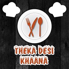 Theka Desi Khaana : DLF Phase 3, DLF Phase 3,Gurgaon logo