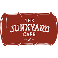 The Junkyard Cafe : Connaught Place (CP), Connaught Place (CP),New Delhi logo