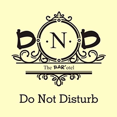 Do Not Disturb : Connaught Place, Connaught Place (CP) : New Delhi logo