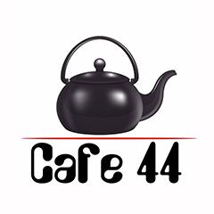 Cafe 44 : Sector 44, Sector 44,Noida logo