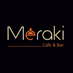 Cafe Meraki : Defence Colony, Defence Colony,New Delhi logo