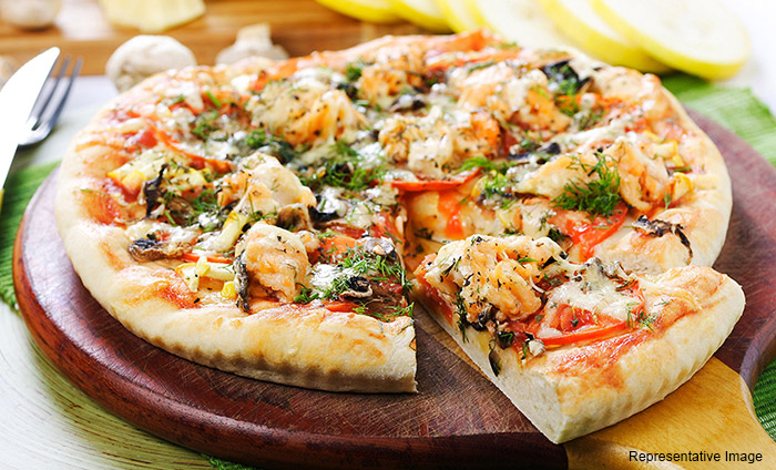 Da Pizza Bakers : Paschim Vihar, Paschim Vihar,New Delhi cover pic