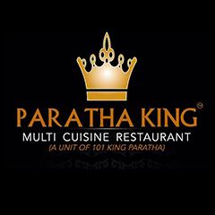 Paratha King : Rohini, Rohini,New Delhi logo