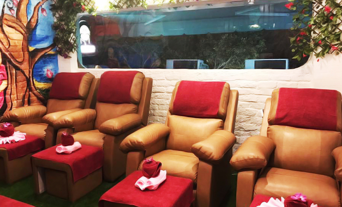 Thai Way Foot Spa And Reflexology : DLF Phase 4, DLF Phase 4, Gurgaon cover pic