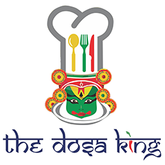 The Dosa King : Vivek Vihar, Vivek Vihar,New Delhi logo