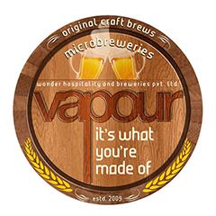 Vapour Pub and Brewery : MG Road, MG Road,Gurgaon logo