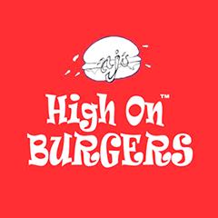 High On Burgers : Safdarganj, Safdarganj, New Delhi logo